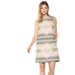 Pendleton Santa Clara Wool Dress Jacquard Aztec